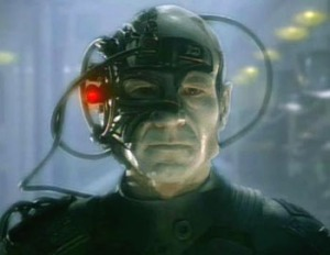 Locutus of The Borg Collective