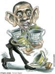 Obama, Prize Winner