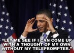 obama-thought-teleprompter