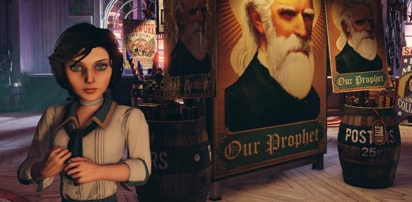 Elizabeth and The Prophet