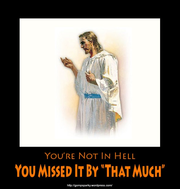 """Jesus Christ - You Missed It By """"That Much"""""""